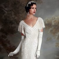1920s Wedding Dresses | Eliza Jane Howell